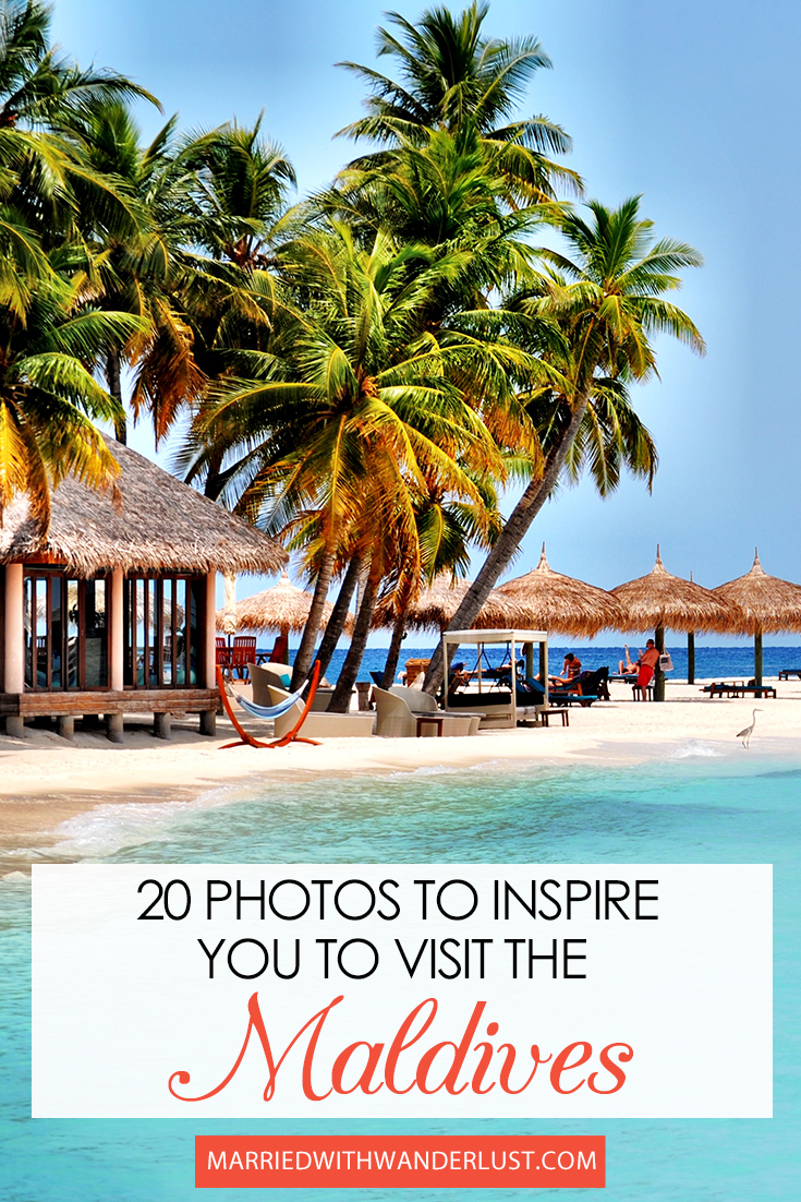 20 Photos to Inspire You to Visit the Maldives Pin