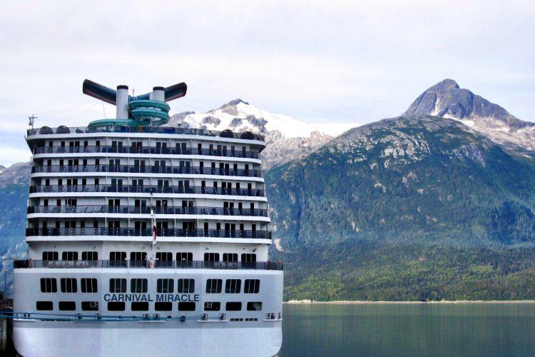 Cruise to Alaska on the Carnival Miracle