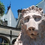 Biltmore Statue in Asheville North Carolina