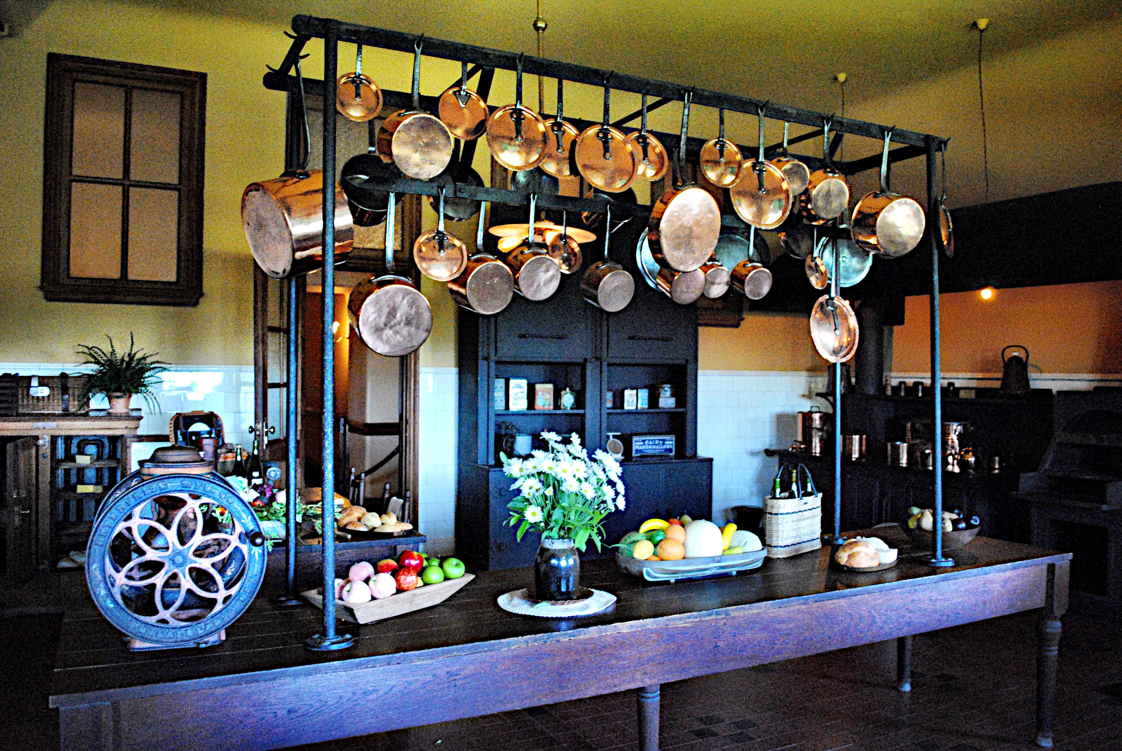 Biltmore Estate Kitchen Married With Wanderlust