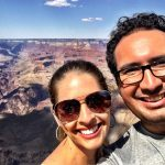 Kristy and WC Williford at the Grand Canyon