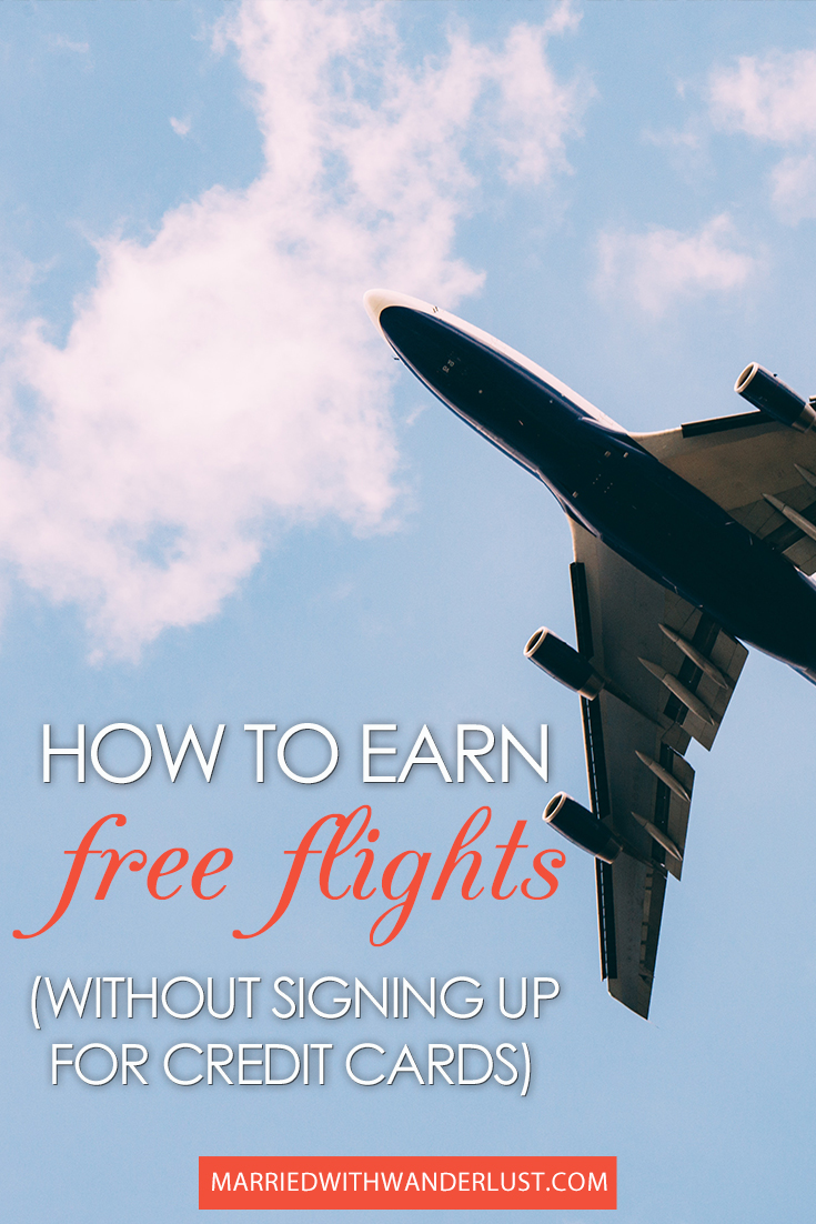 How to Earn Airline Points Without Signing Up for Credit Cards