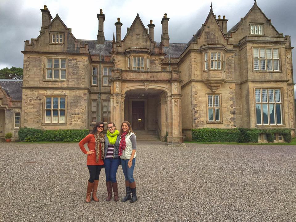 Muckross House in Killarney Ireland