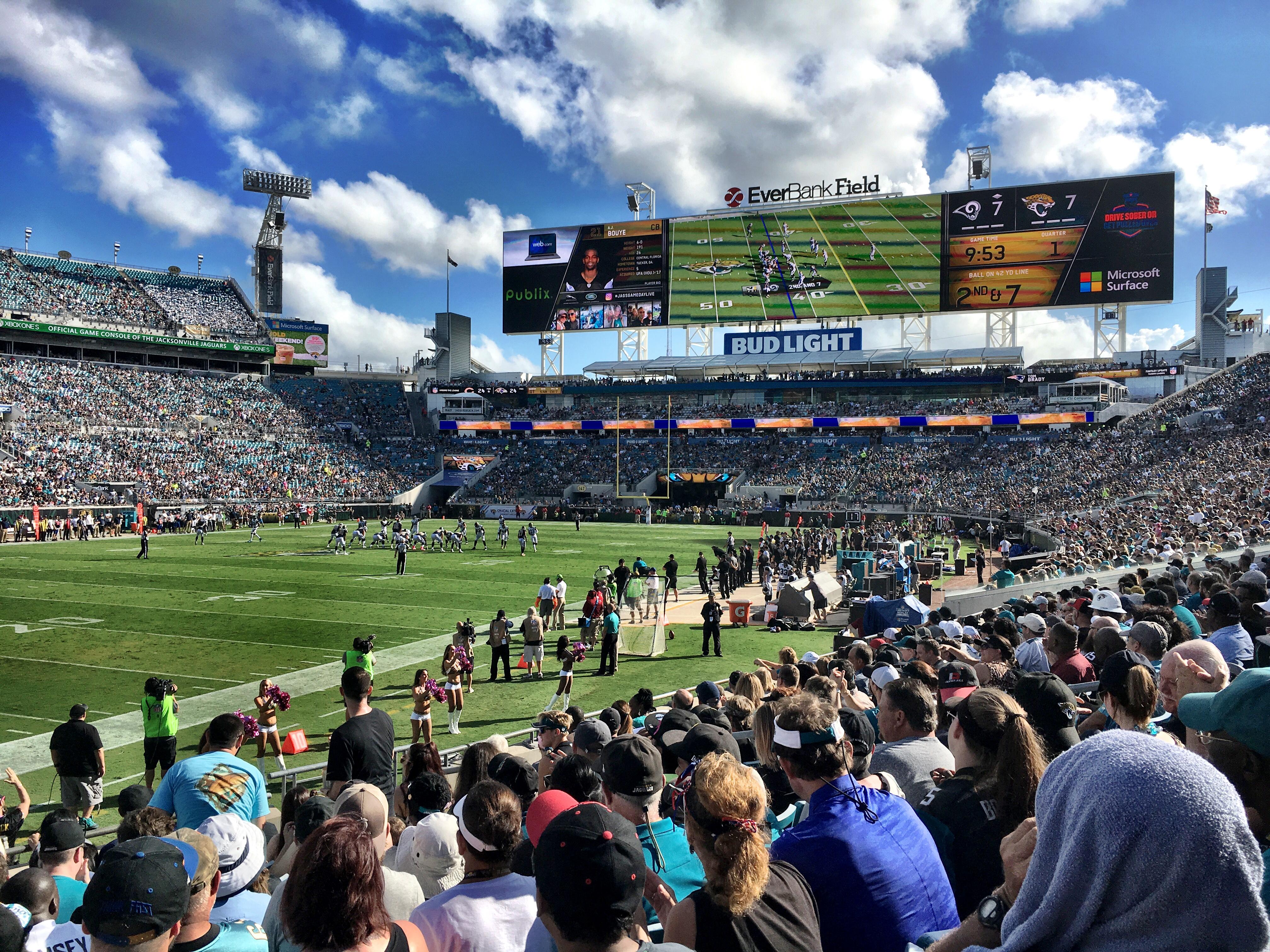 Jacksonville - Jaguars Game