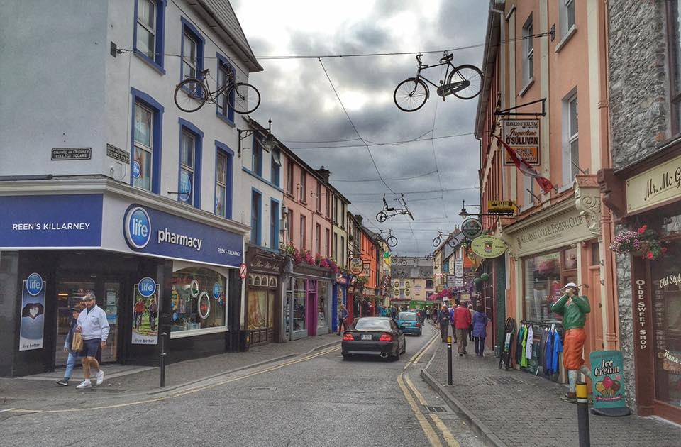 Killarney - Ireland - Town