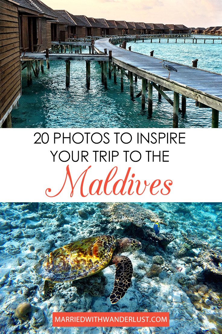 20 Photos to Inspire Your Trip to the Maldives