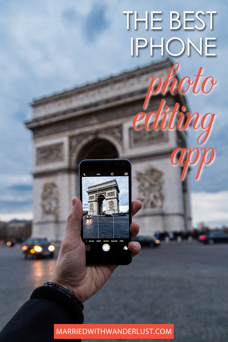 Pin - The Best Photo Editing App