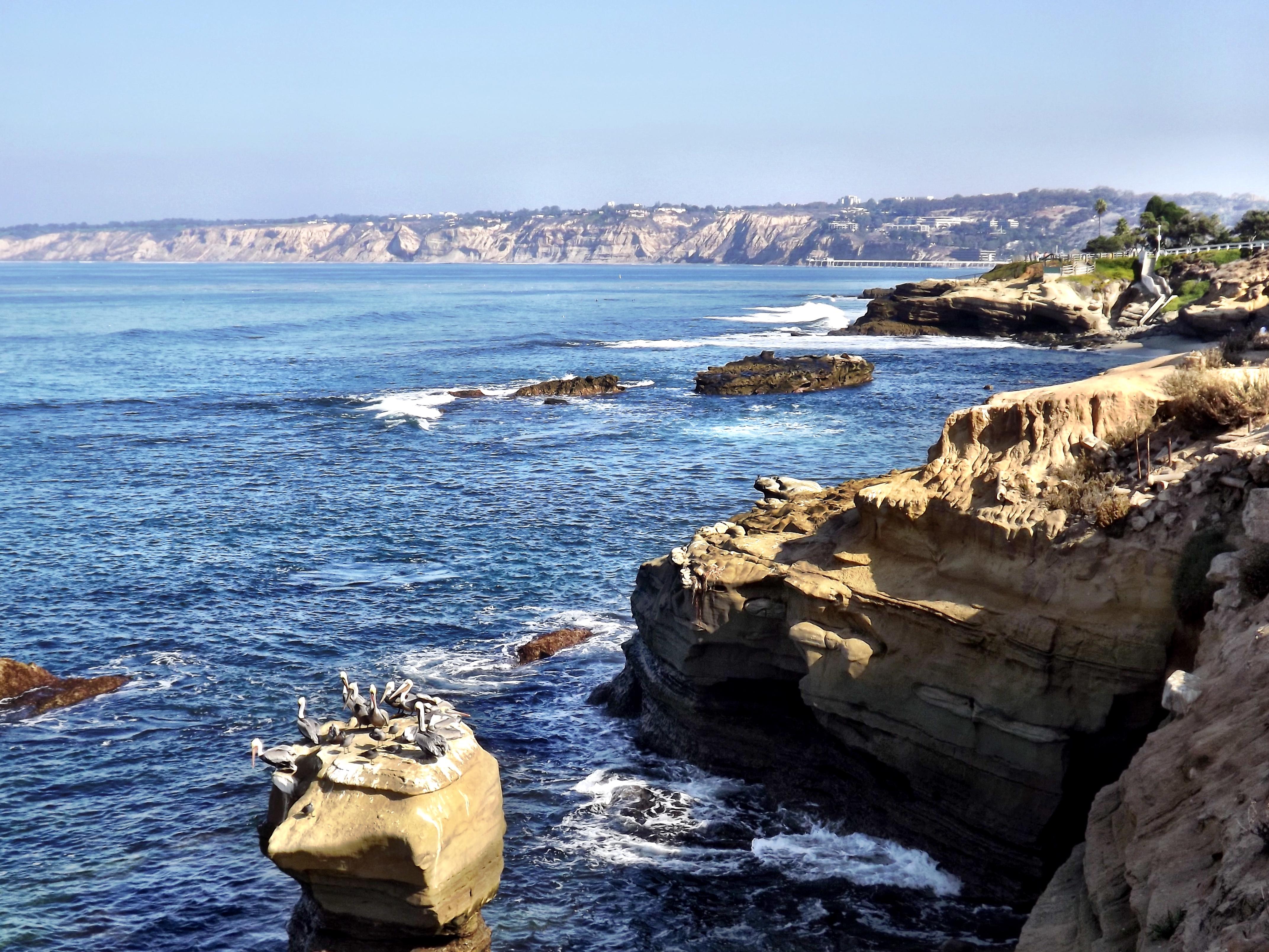 San Diego - California - La Jolla Cove