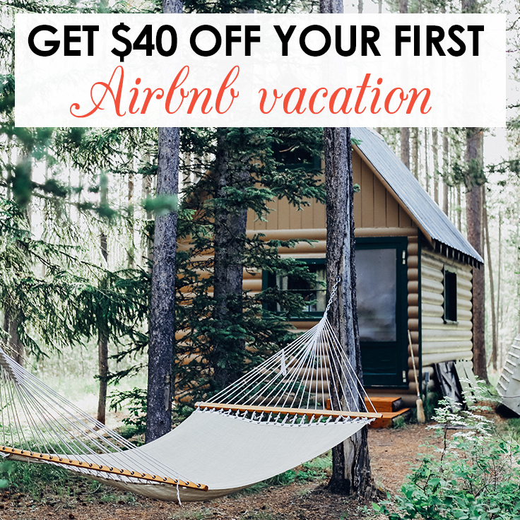 Airbnb-Get 40 off