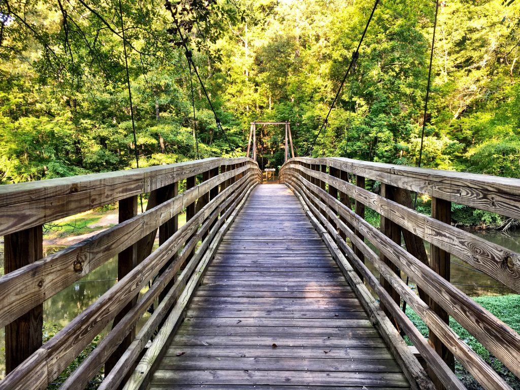 Bridge - Chau Ram Park - South Carolina