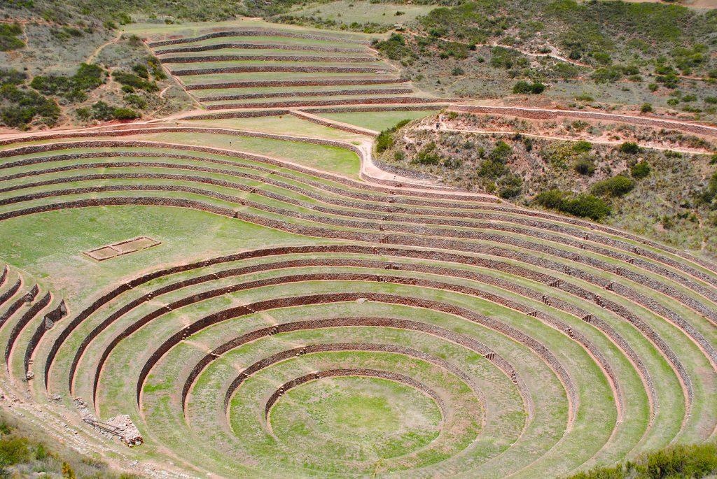Moray Ruins - Peru