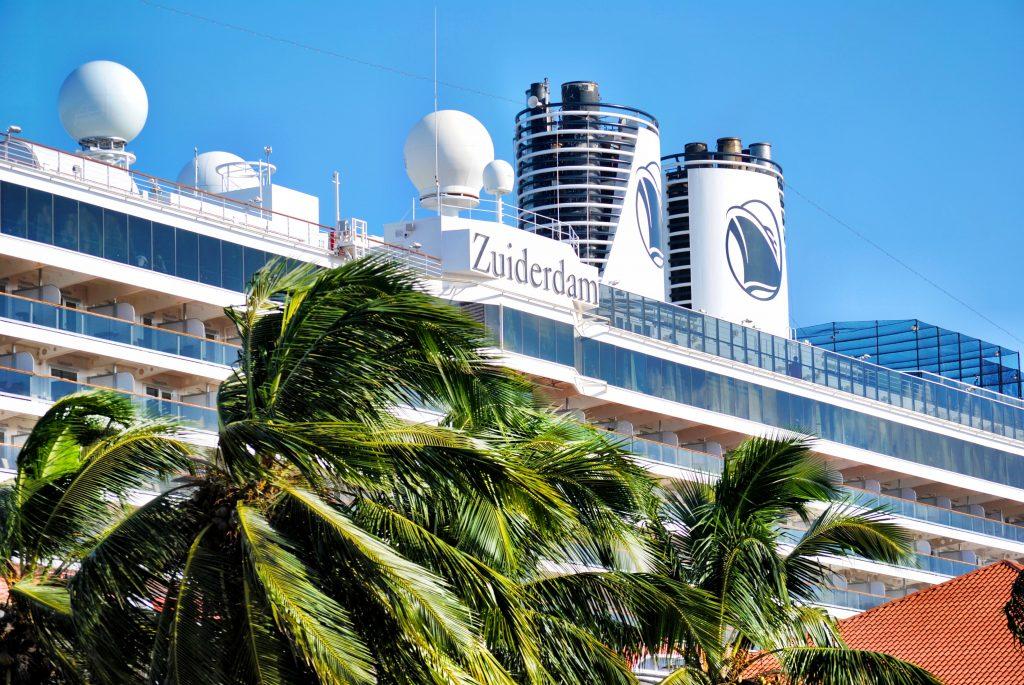 Holland America - Zuiderdam - Panama Canal Cruise