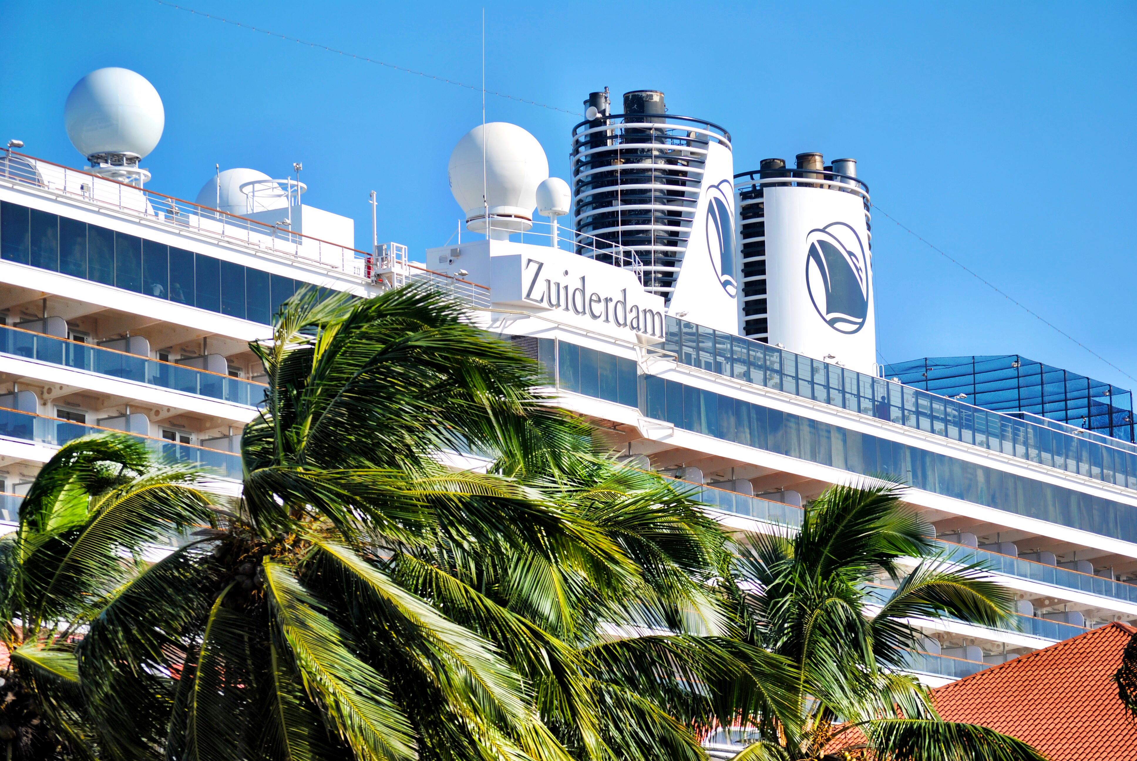 Holland America's Zuiderdam Panama Canal Cruise