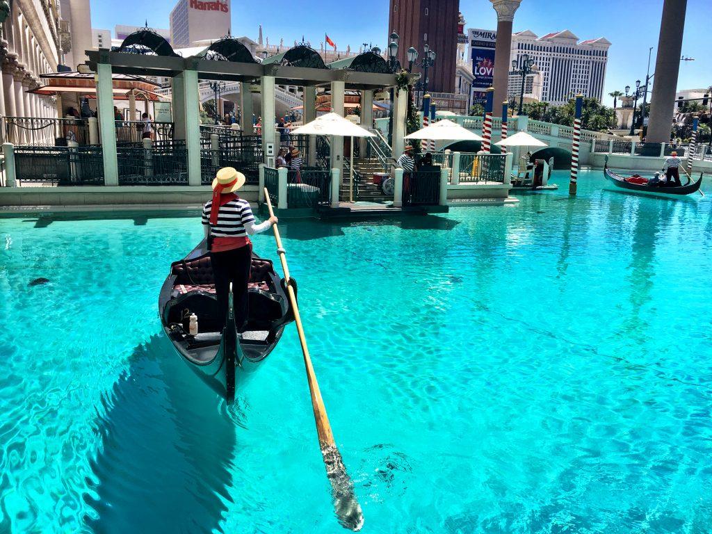 Las Vegas - Venetian Hotel