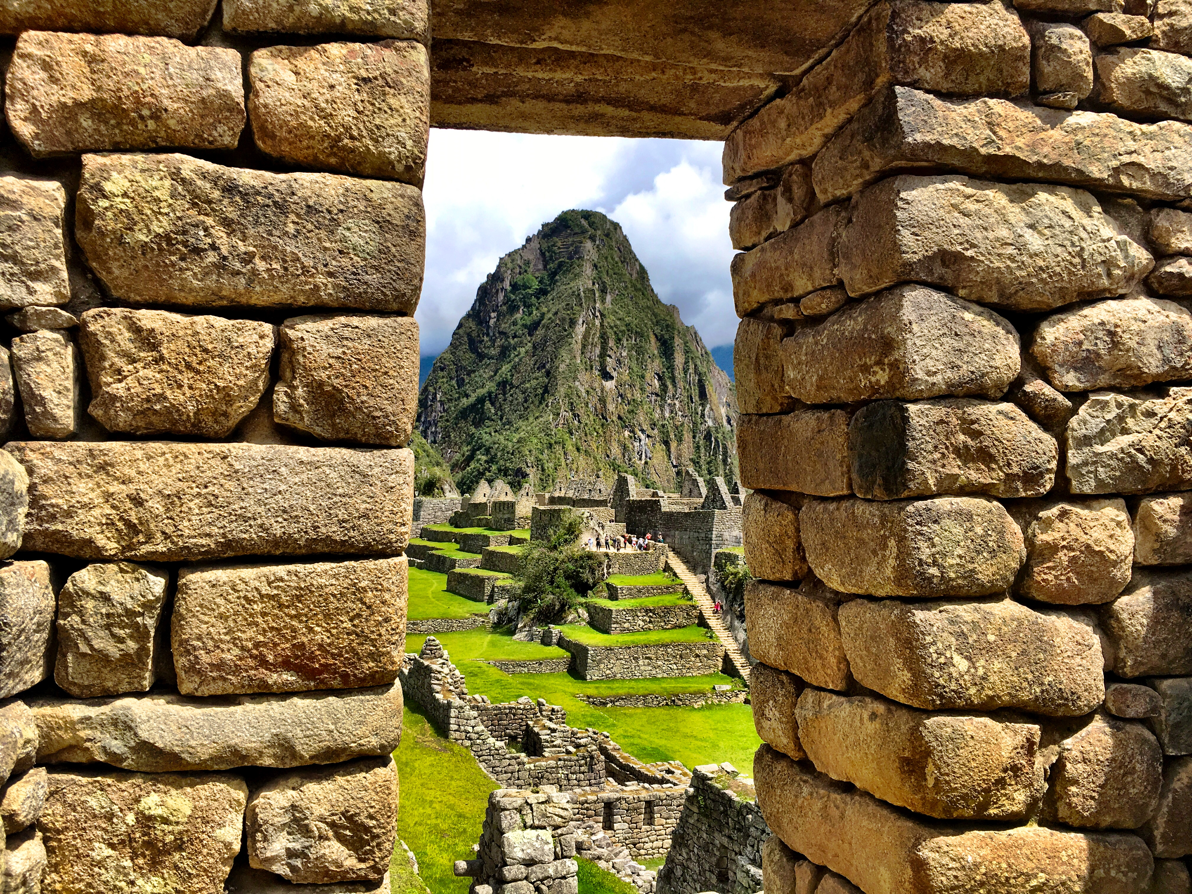 Machu Picchu View - Peru