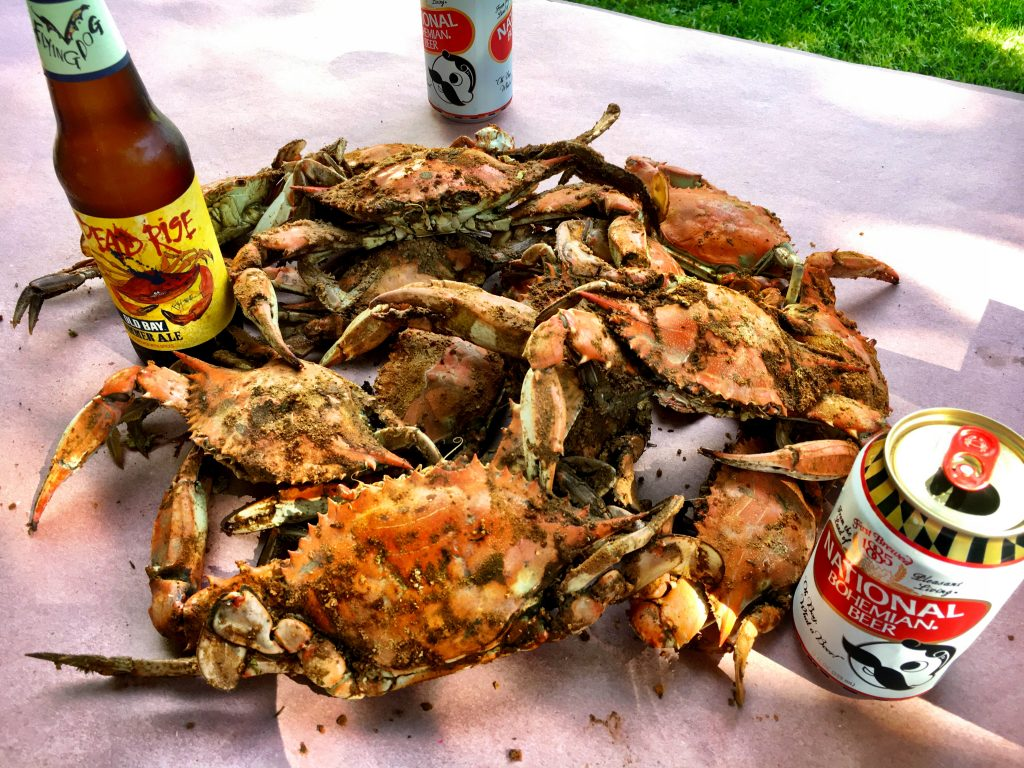 Maryland Crabs - After