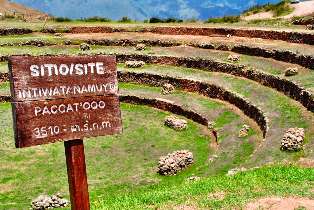 Moray Ruins - Sacred Valley