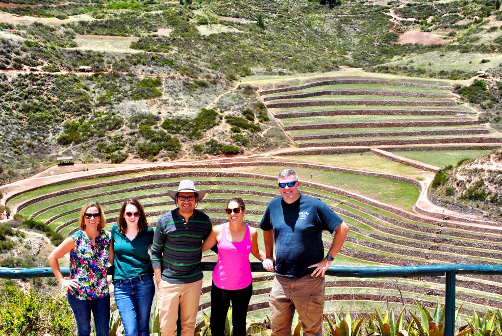 Moray Ruins - Sacred Valley - Peru