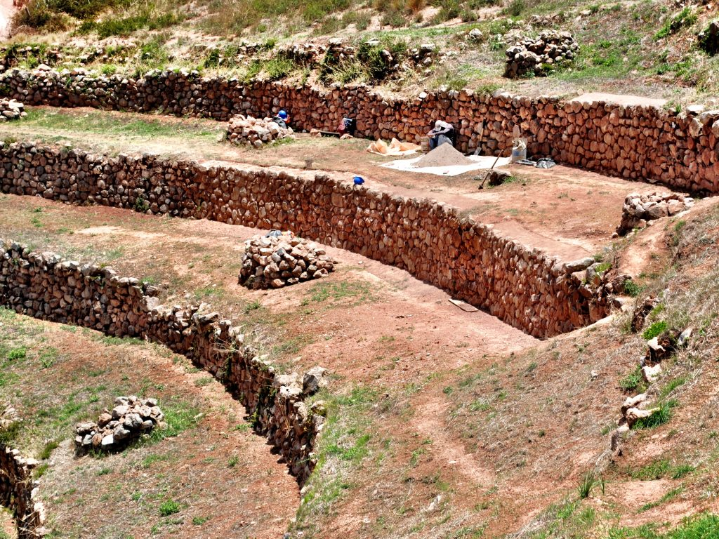 Moray Ruins - Sacred Valley - Reconstruction