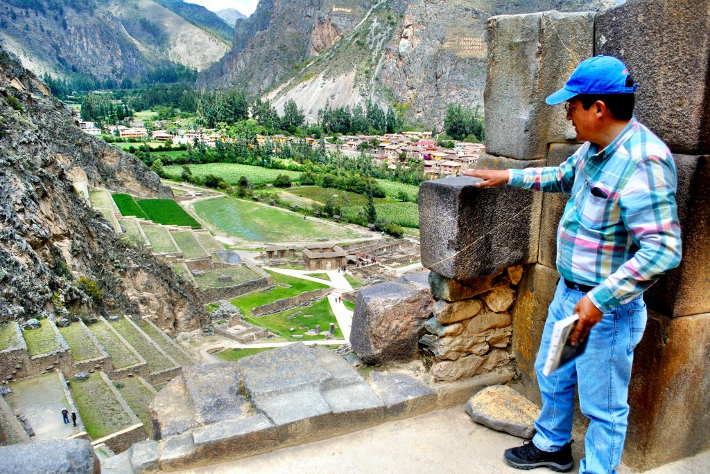 Ollantaytambo - Peru - Sacred Valley
