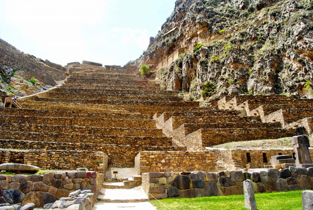 Ollantaytambo - Sacred Valley