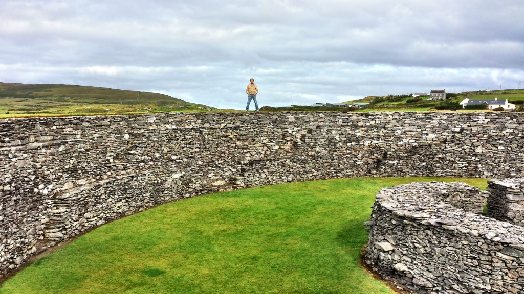 Ring of Kerry Stone Fort