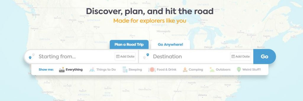 Road Trip Resources - RoadTrippers Website