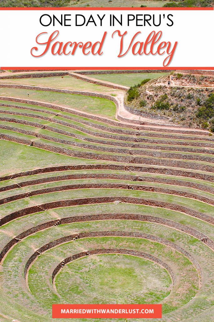 One Day in Peru's Sacred Valley Pinterest Image