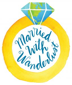 Married with Wanderlust alternate logo