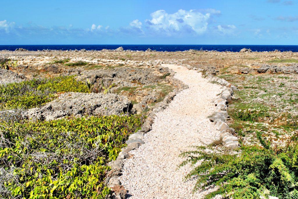 Curacao - Shete Boka National Park - Walkway