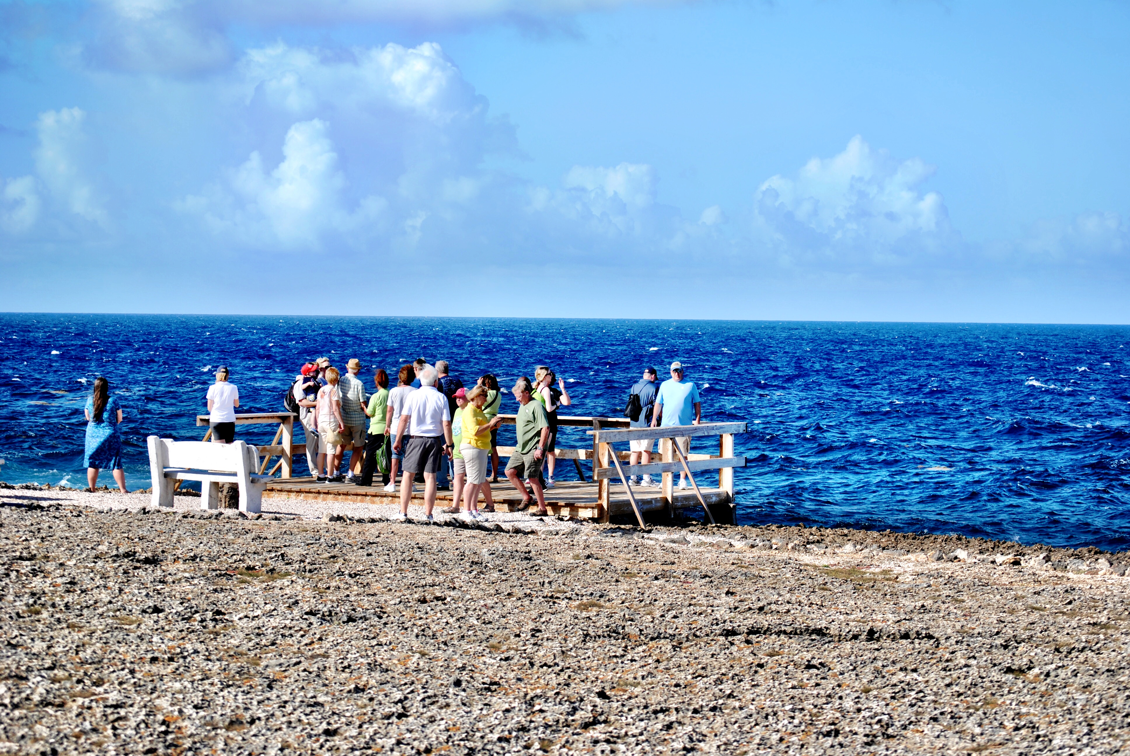 Curacao - Shete Boka - Tour
