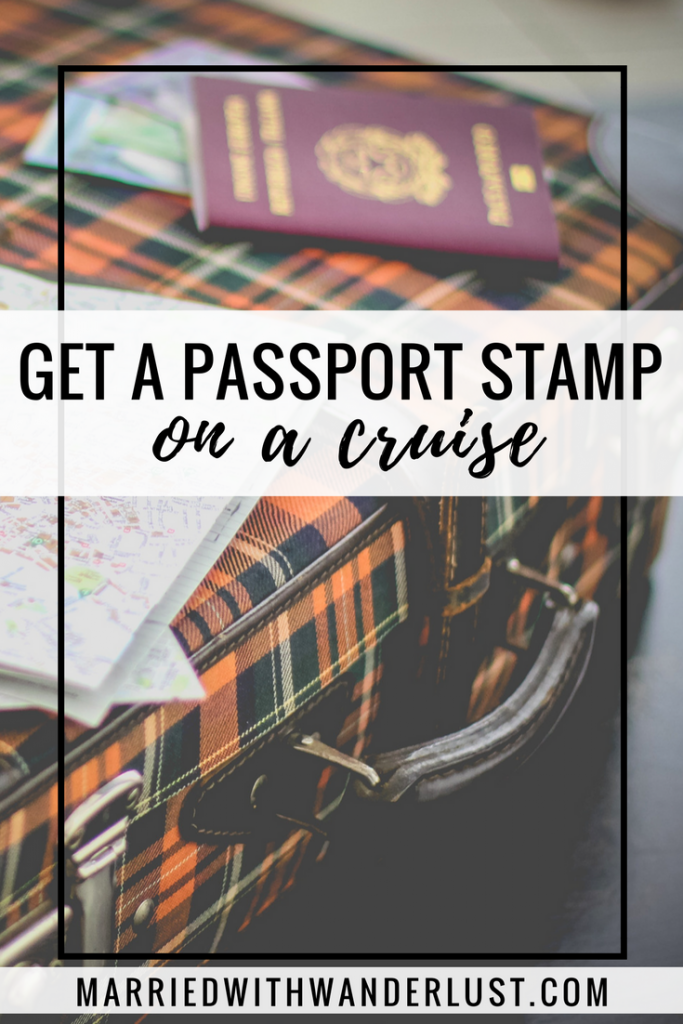 How to Get a Passport Stamp on a Cruise
