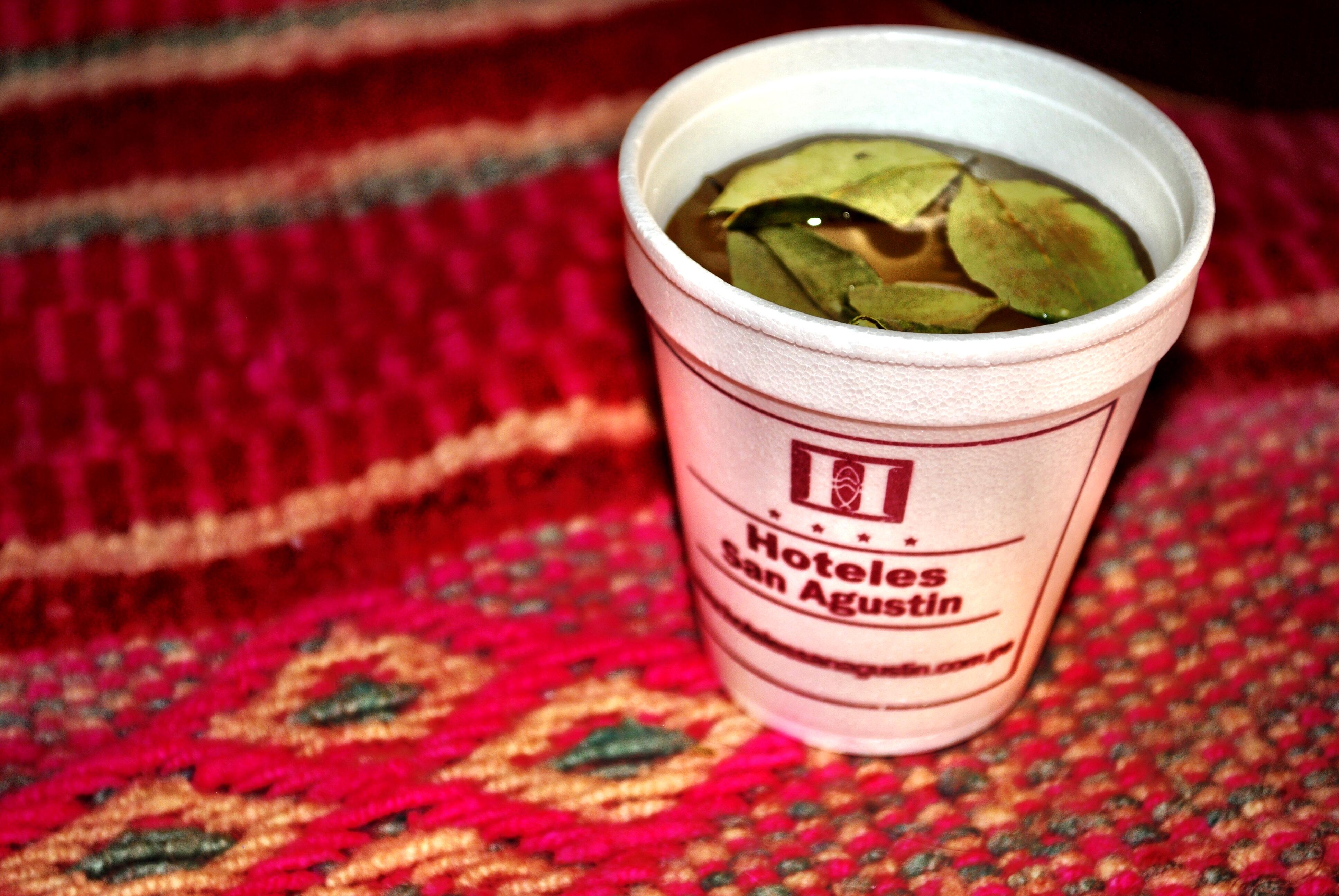 Peru - Coca Tea