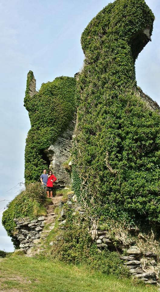 Ballycarbery Castle - Ireland
