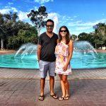 Bea Evenson Fountain in Balboa Park, San Diego