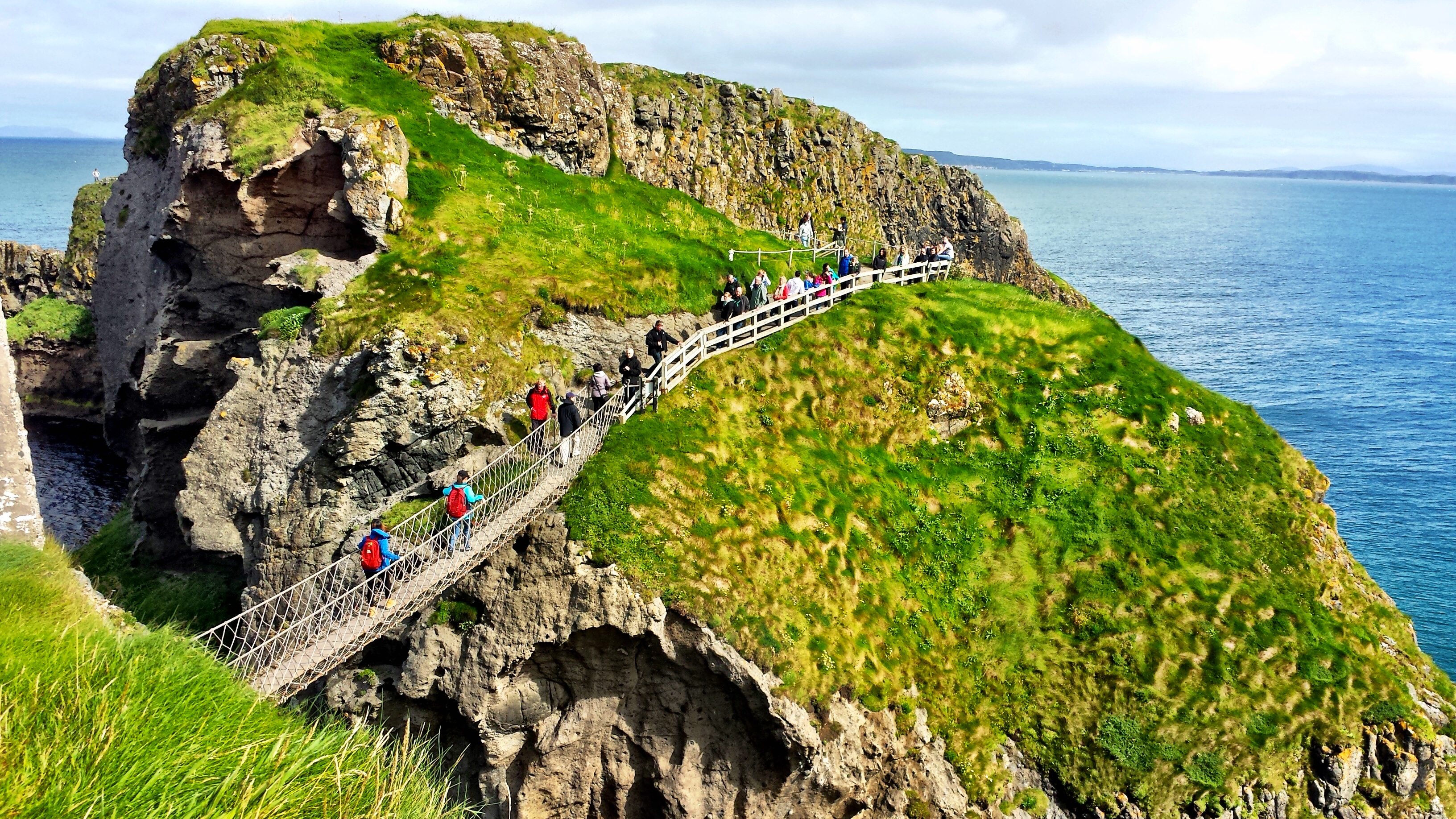 Carrick-a-Rede Island - Northern Ireland