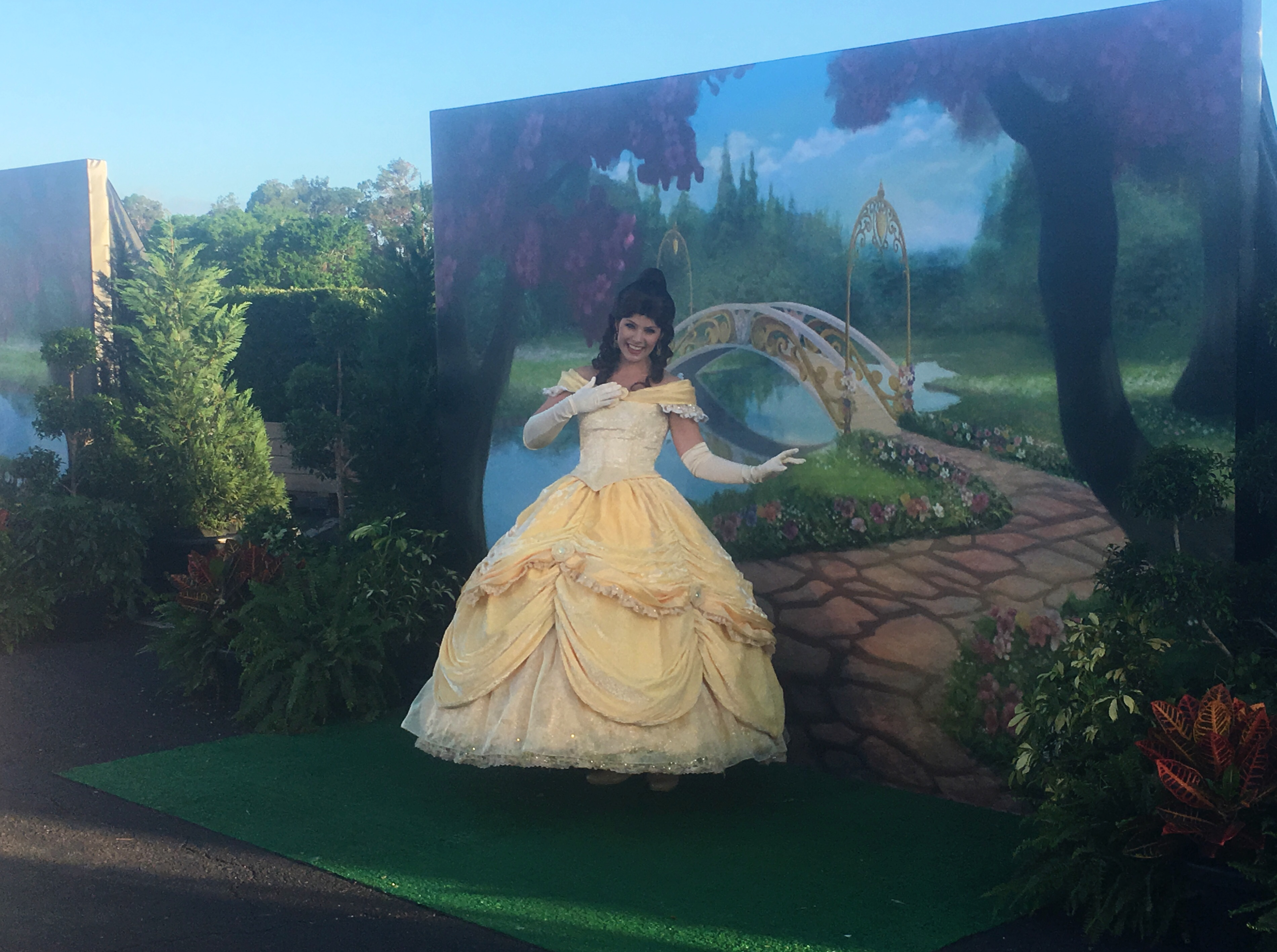 Disney Race - Enchanted 10K Character
