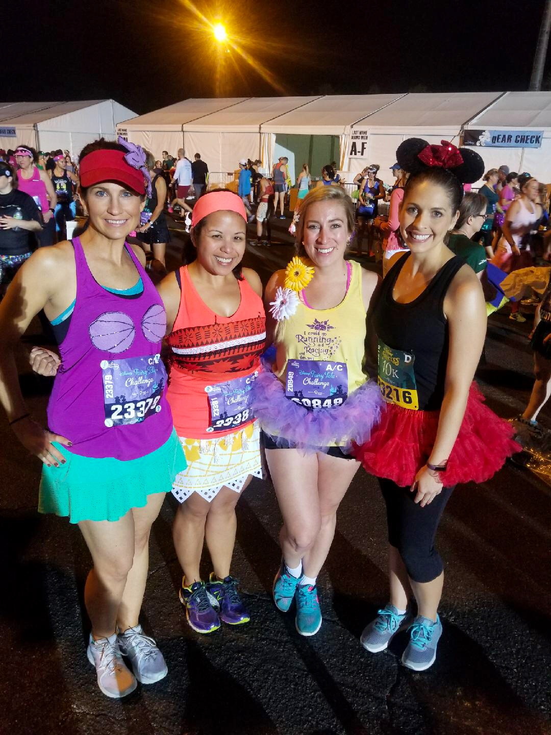 Disney Race - Enchanted 10K - runDisney