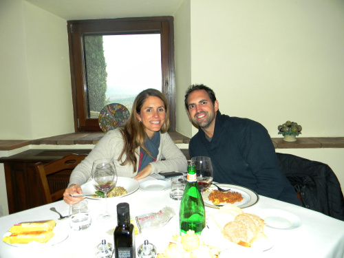Eating Gluten-Free in Italy at Banfi Winery