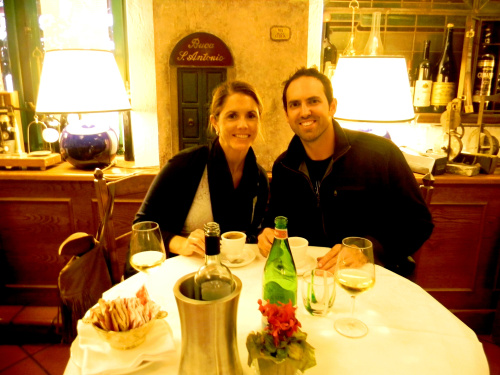 Eating Gluten-Free in Italy at Buca di SantAntonio