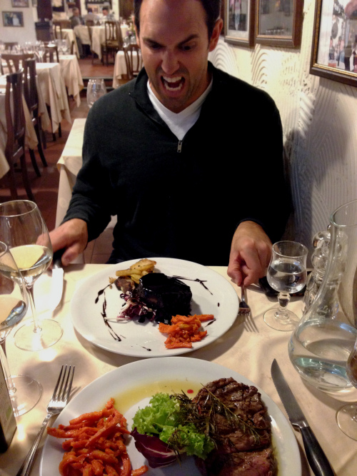 Eating Gluten-Free in Italy at La Giostra