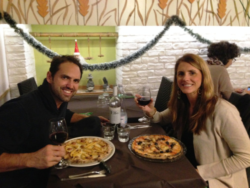 Eating Gluten-Free in Italy at Mama Eat