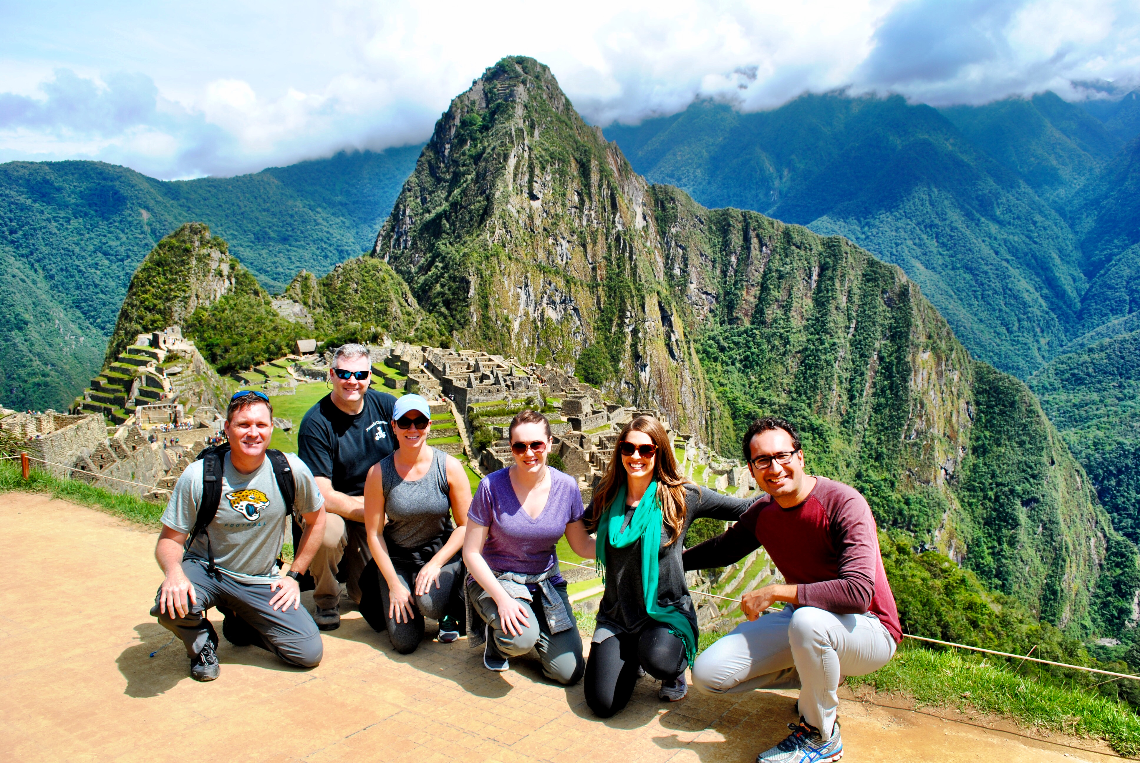 Machu Picchu Tour with Gate 1 Travel