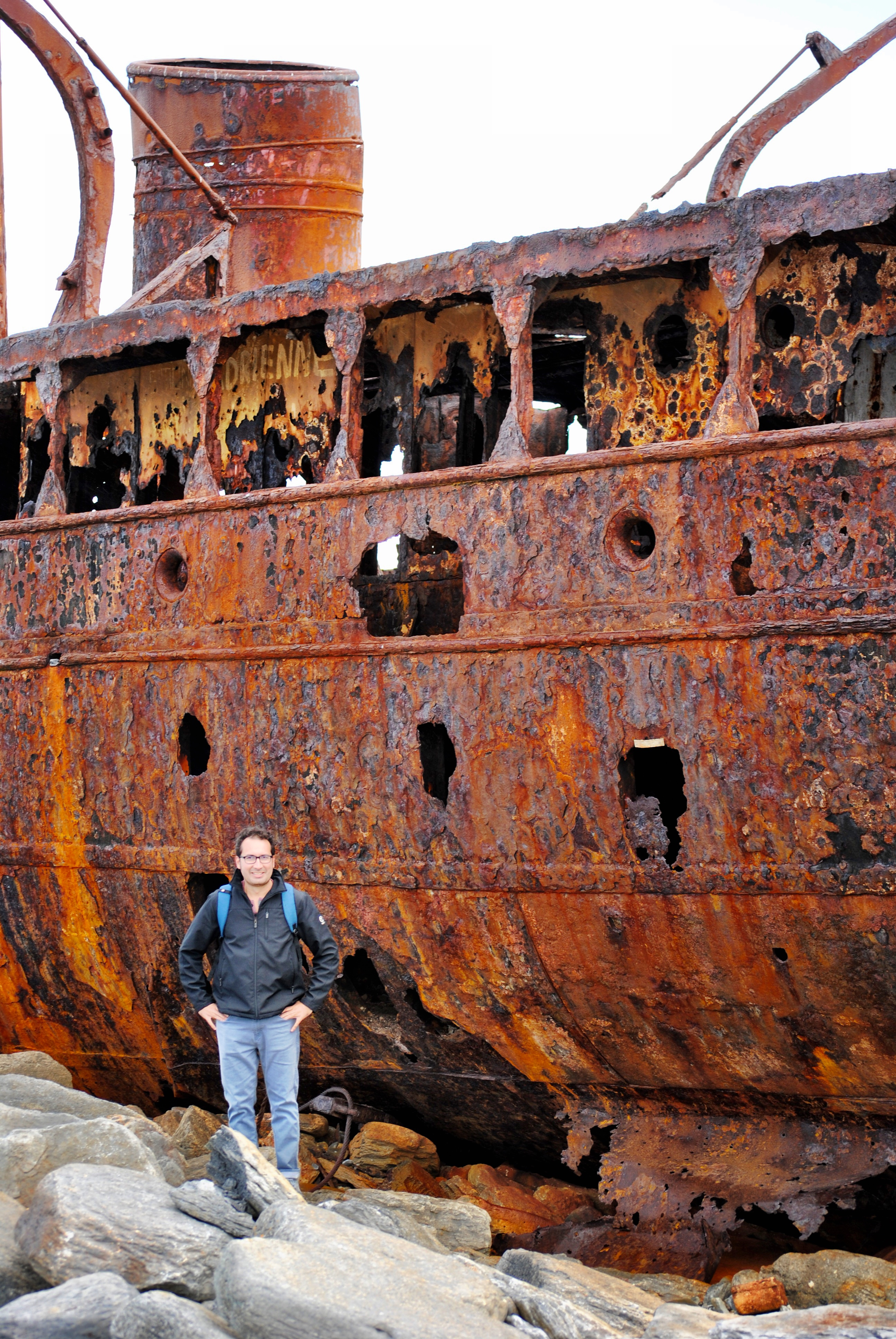 Plassey Shipwreck - Aran Islands - Ireland