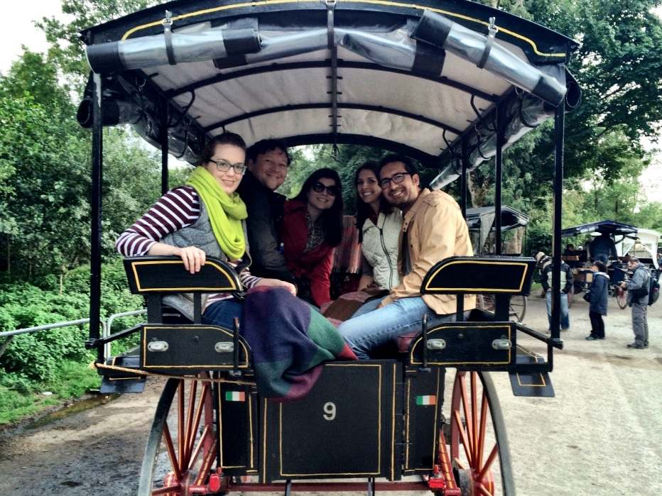Ross Castle Carriage Ride in Killarney Ireland