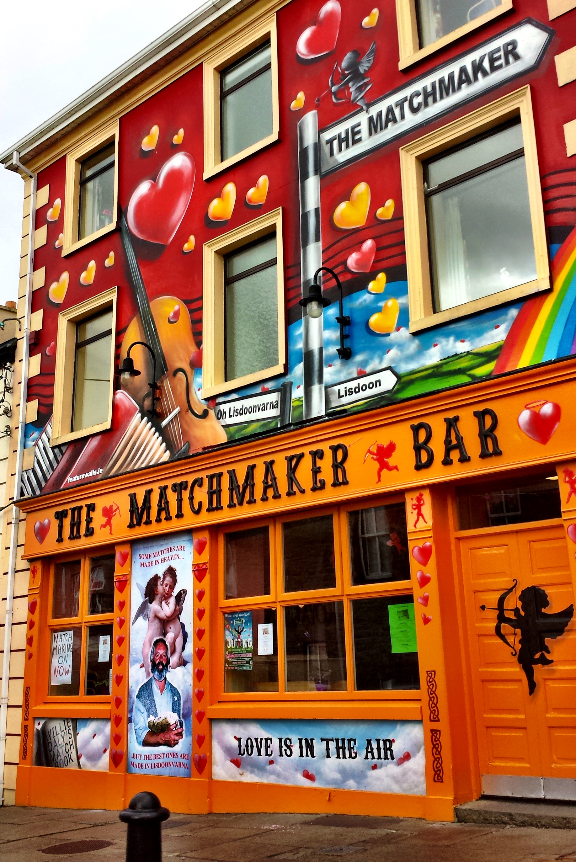 The Matchmaker Bar - Ireland