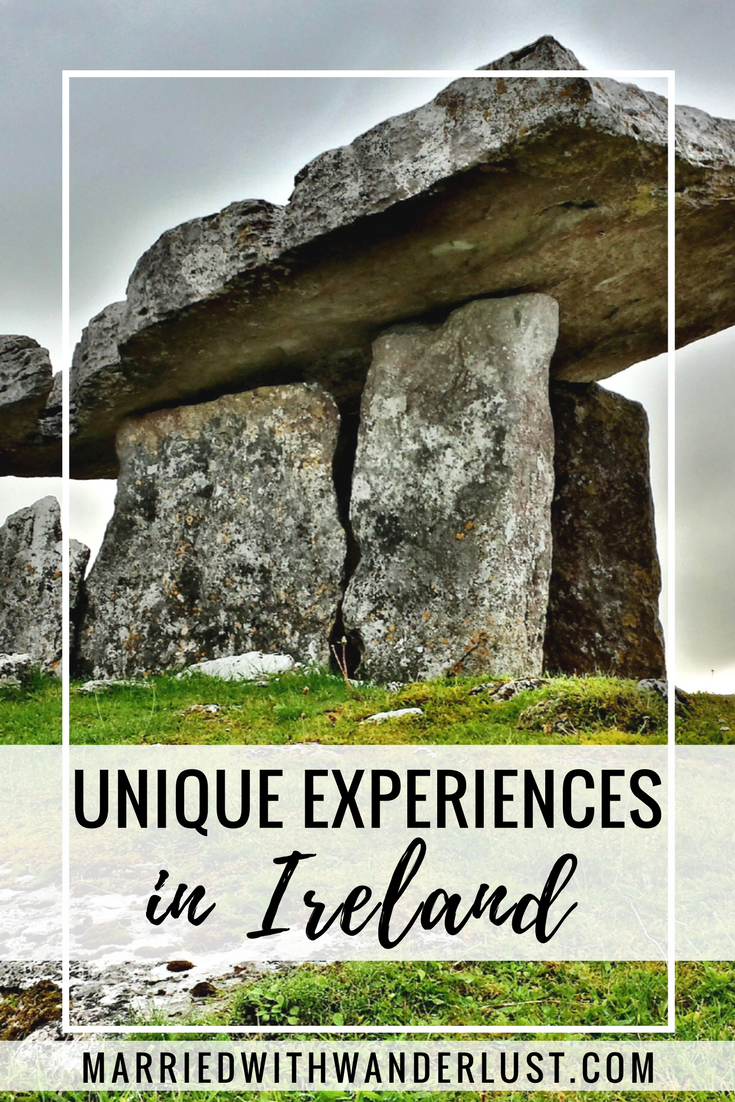 Unique Experiences in Ireland