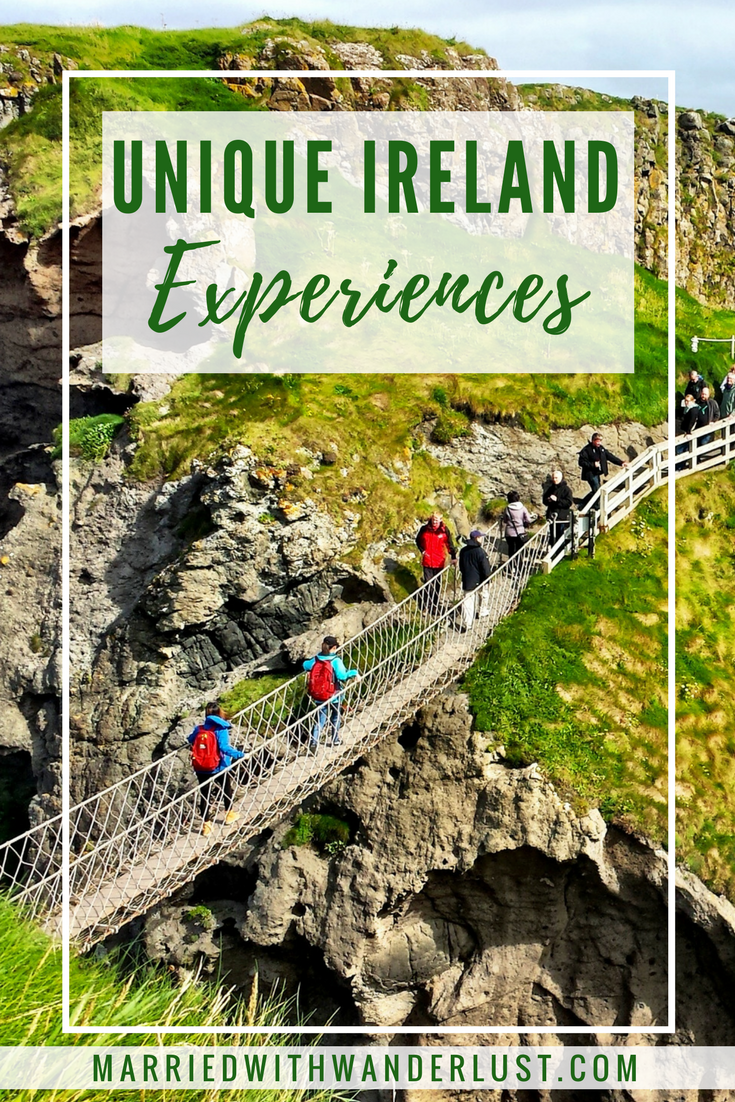 Unique Ireland Experiences