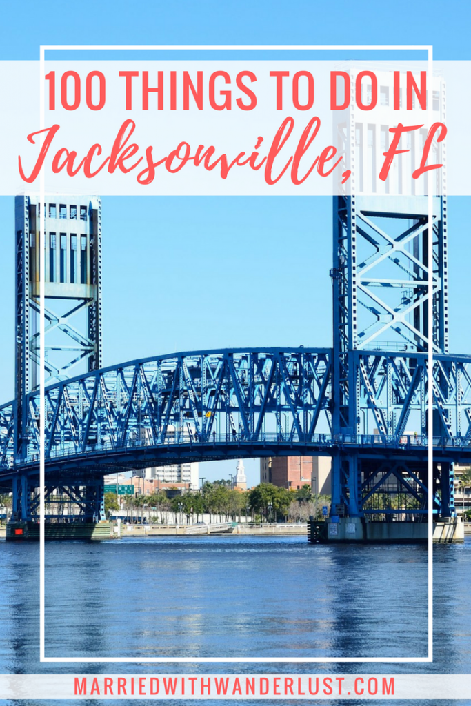 100 Things to Do in Jacksonville Florida