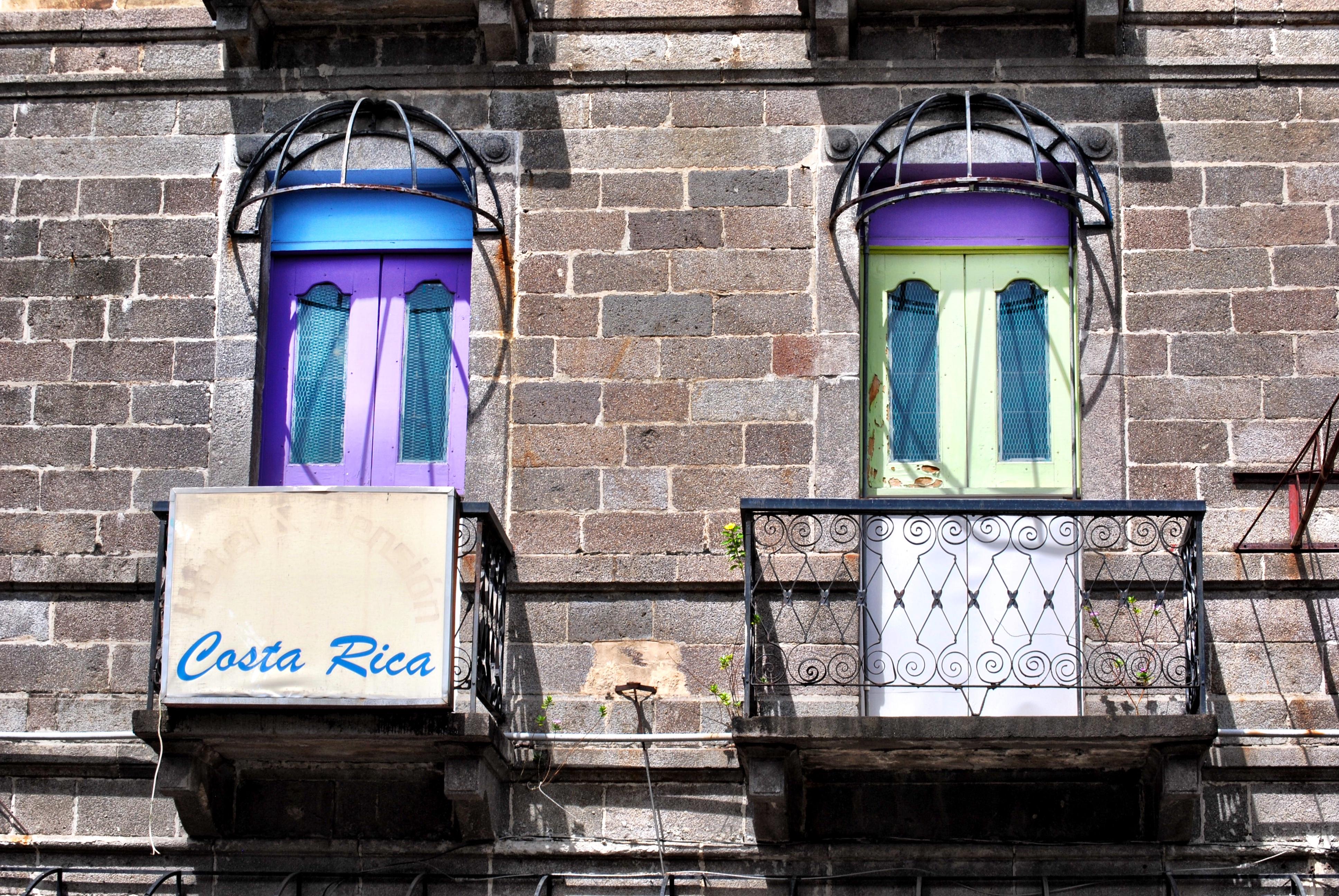 Limón, Costa Rica - Building